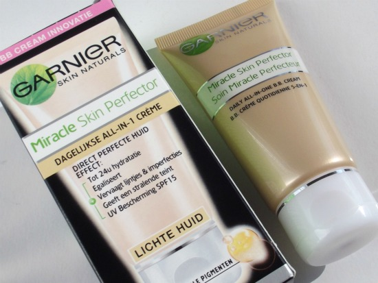 garnierbbcream1 - Garnier | BB Cream (informatie, foto's, review & swatch)