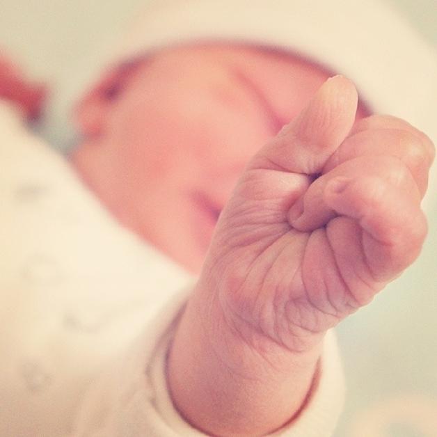 geboorte shae 3 - Welkom op de wereld, kleine meid