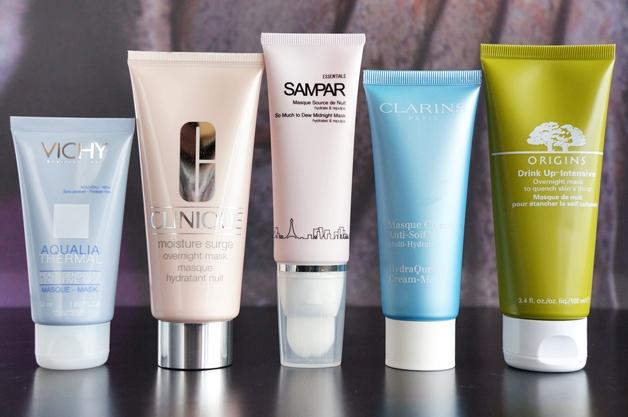 masker voor droge huid