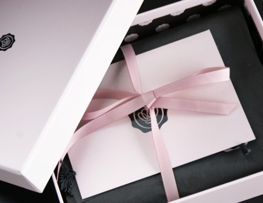 glossybox2012juni1 - Glossybox | Juni (unboxing & mini-reviews)