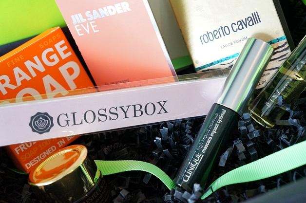 De Glossybox van september 2012