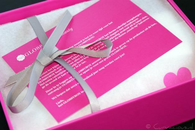 glossyboxvalentijn2 - Unboxing de Glossybox valentijnseditie!