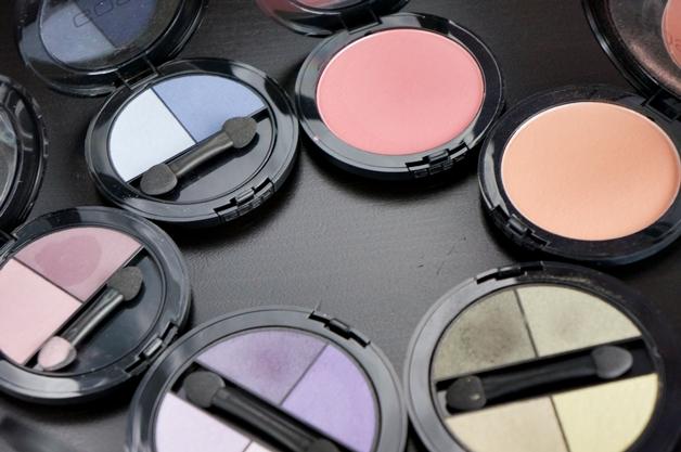 gosh summer 2013 look 3 - GOSH make-up look met de nieuwe zomercollectie