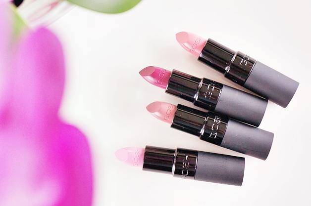gosh velvet touch lipstick 2 - GOSH Velvet Touch lipsticks herfst/winter 2014