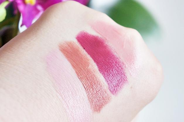gosh velvet touch lipstick 3 - GOSH Velvet Touch lipsticks herfst/winter 2014