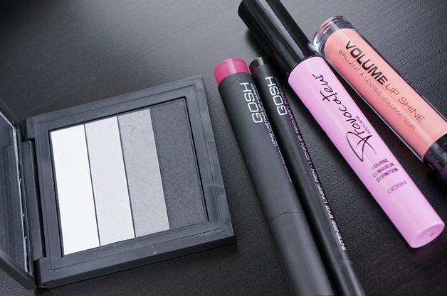 gosh2012herfstlook1 - GOSH | Make-up look met nieuwe producten