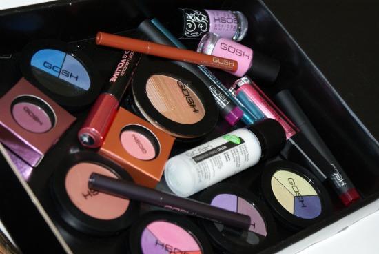 goshpakket - GOSH Cosmetics nieuwtjes!