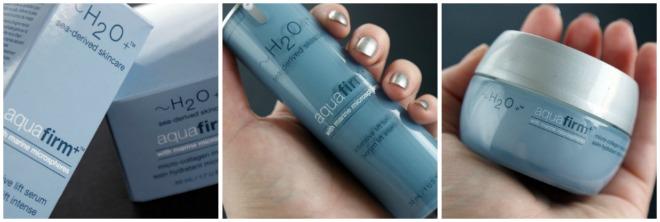 h2oplusaquafirm - H2O Plus | Aquafirm+ serum & moisturizer