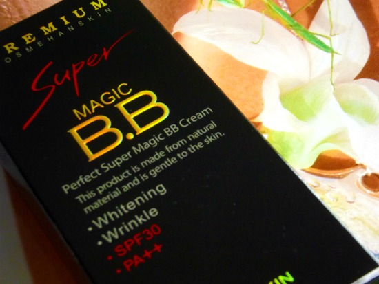 Hanskin Super Magic BB Cream