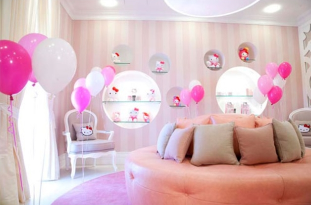 hello kitty beauty spa 2 - Wereldse hotspot | Hello Kitty beauty spa Dubai