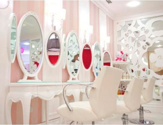 hello kitty beauty spa 3 - Wereldse hotspot | Hello Kitty beauty spa Dubai