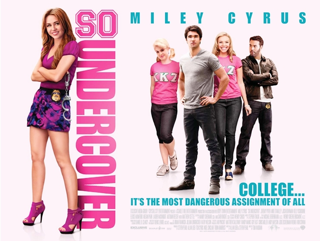 heromesoundercover1 - Film | So Undercover (+ nagellakcollectie)