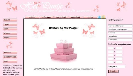 hetpuntje2 - Webshop: Het Puntje