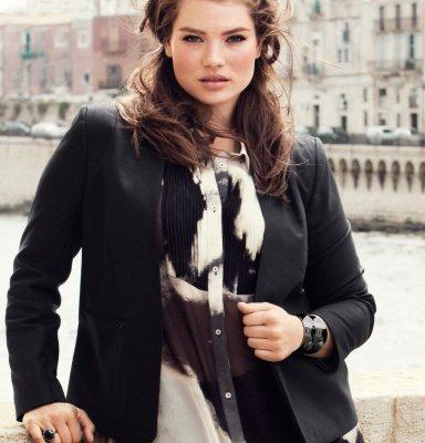 hm2012najaar2 - Plus Size | H&M+ najaarscollectie 2012