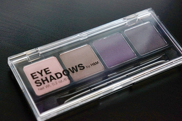 hmmadewithpassion1 - H&M oogschaduwpalette 'Made with passion'