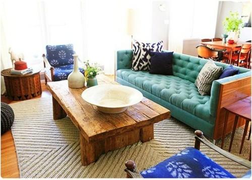 home deco turquoise11 - Inspiratie | Turquoise als accentkleur in je huis