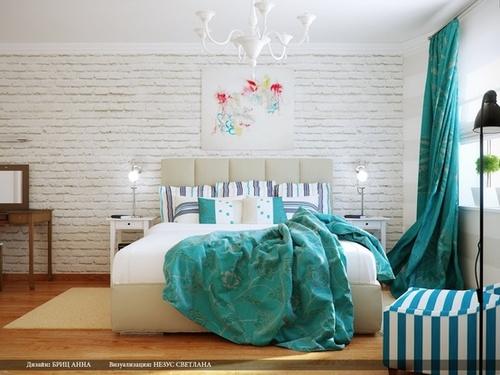 home deco turquoise2 - Inspiratie | Turquoise als accentkleur in je huis