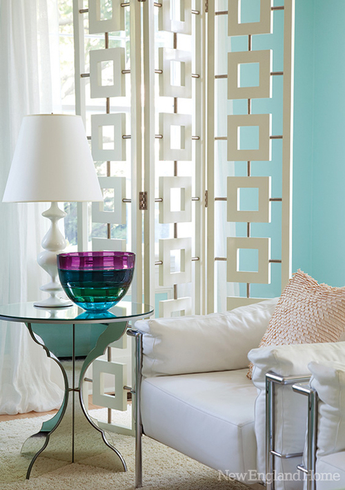 home deco turquoise7 - Inspiratie | Turquoise als accentkleur in je huis