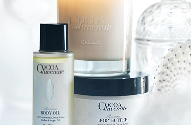 hotel chocolat cocoa juvenate revive hand body lotion4 - Cocoa Juvenate revive hand & bodylotion