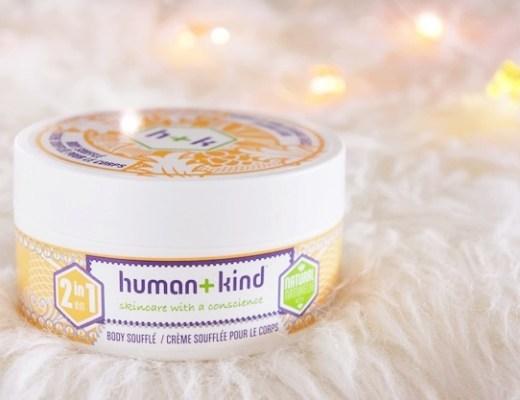 Human+Kind body soufflé review