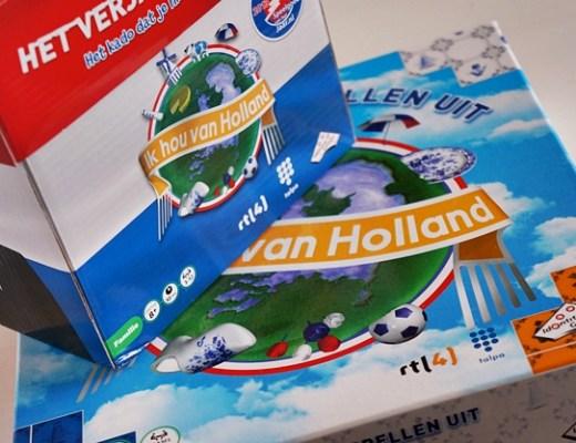 ik hou van holland bordspellen 1 - Ik hou van Holland bordspellen