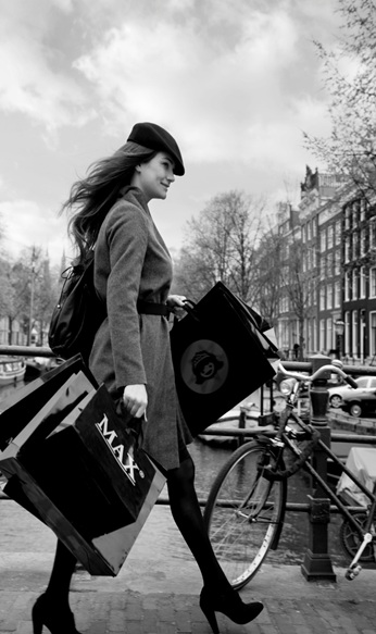 intell4 - Boek een Amsterdam 'Shop till you drop' arrangement!