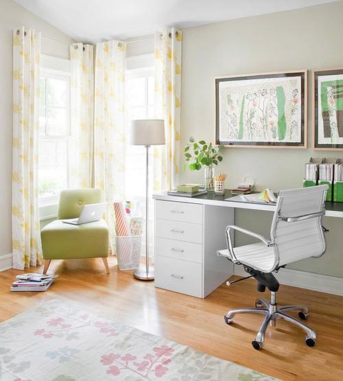 Bekend Interieur inspiratie voor je kantoor/werkkamer - Curvacious.nl  #TI67