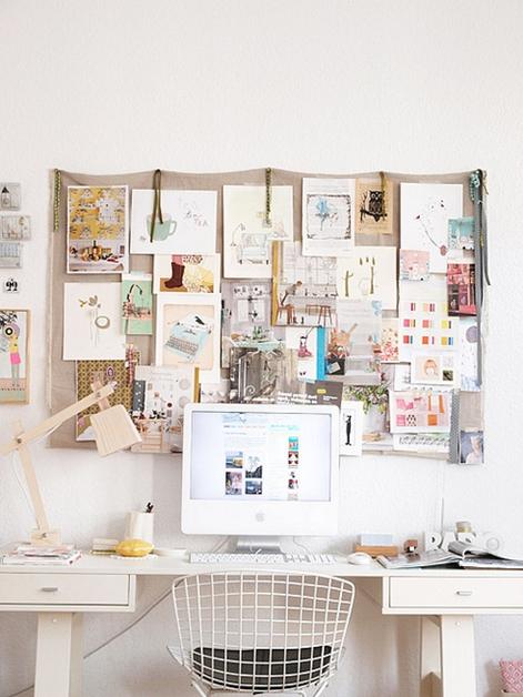 interieur kantoor inspiratie 17 - Interieur inspiratie voor je kantoor/werkkamer