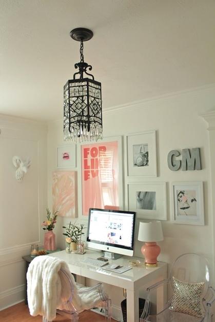 interieur kantoor inspiratie 8 - Interieur inspiratie voor je kantoor/werkkamer