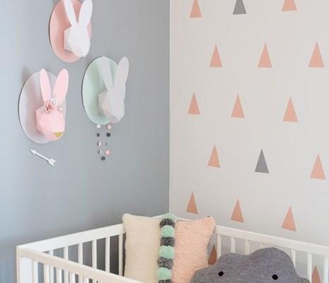interieur tips babykamer 8 - Interieur inspiratie voor de babykamer