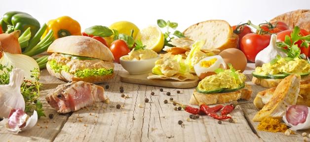 Snacktip! | Johma salades zonder mayonaise