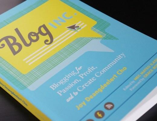 joy deangdeelert cho blog inc1 - Boektip!   Blog inc.
