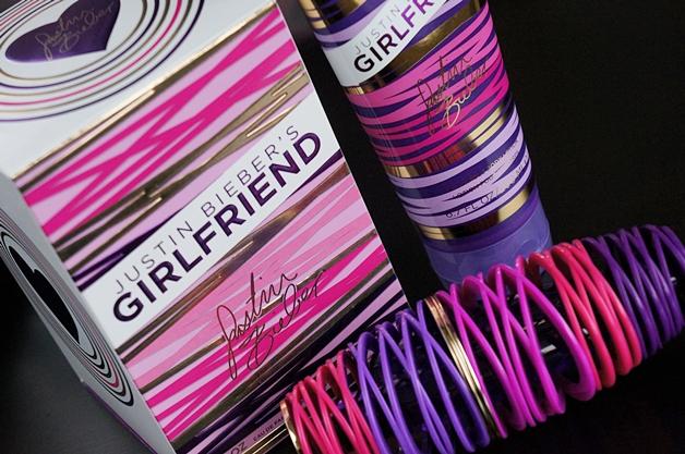 Justin Bieber | Girlfriend eau de parfum & touchable bodylotion