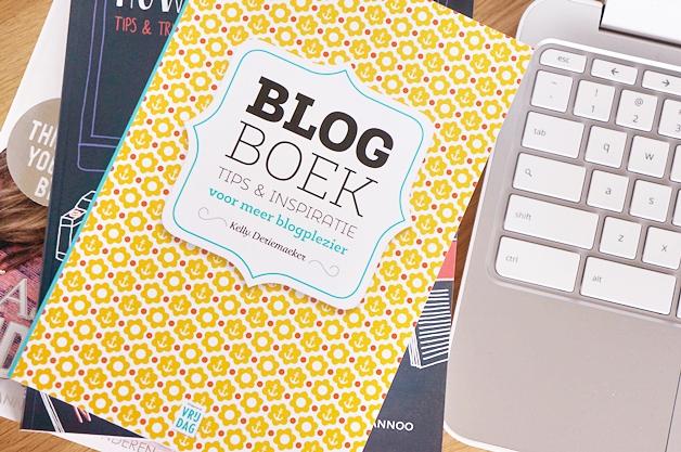kelly deriemaeker blogboek - Boeken over ondernemen en bloggen