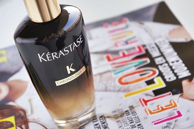 kerastase chronologiste haarolie haarparfum review 3 - Love it! | Kérastase chronologiste fragrant oil