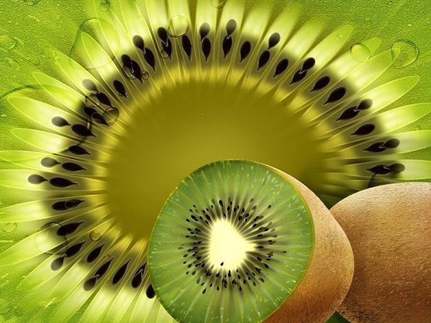 kiwi 2 - Beauty food | De kiwi