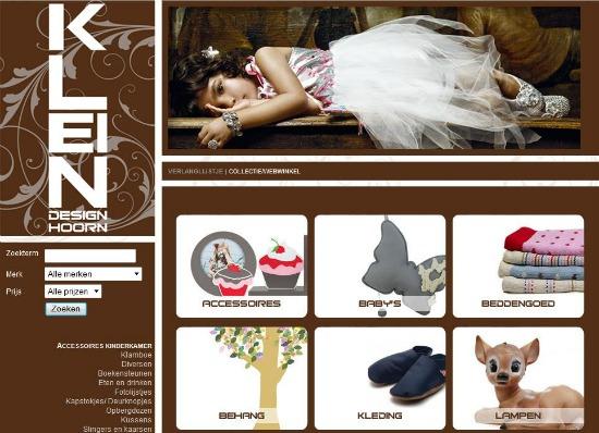 kleindesignhoorn1 - Webwinkel: Klein Design Hoorn