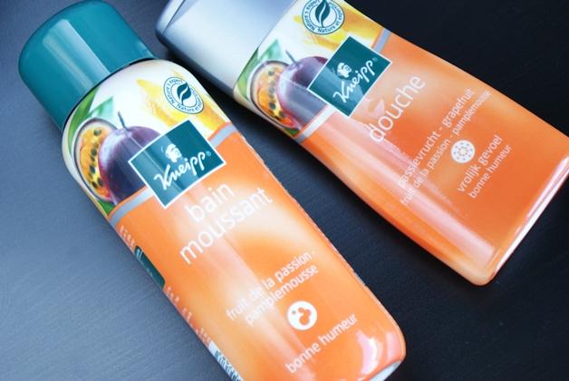 kneipppassievruchtgrapefruit - Kneipp brengt de zomer in je badkamer