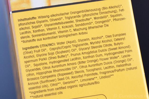 laveraorangefeeling6 - Lavera | Orange Feeling showergel, bodylotion & body oil