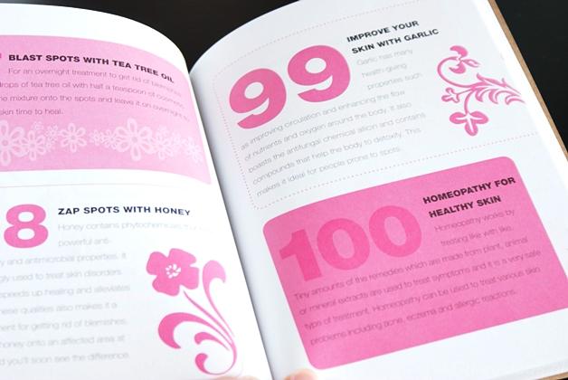 littlegreenbookofbeauty3 - Beautyboek   The little green book of Beauty - Sarah Callard