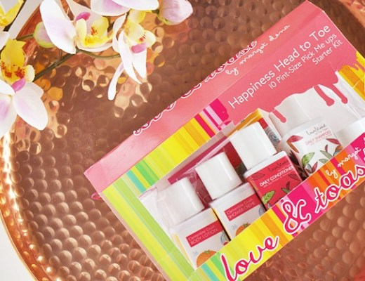 love toast happiness kit review 1 - Love & Toast happiness kit ♥