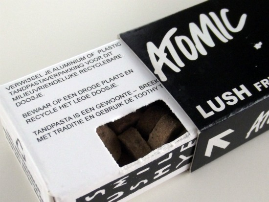 lushzomer8 - Lush | Summer Pudding, Charlotte Island, A French Kiss & Atomic (informatie, foto's & reviews)