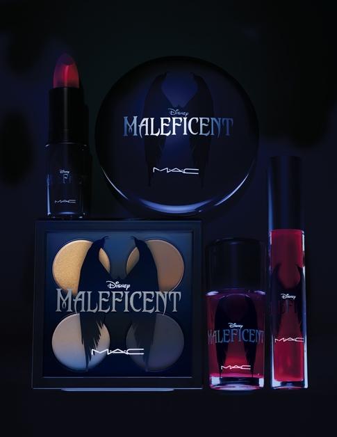 mac maleficent 2 - MAC Maleficent collectie