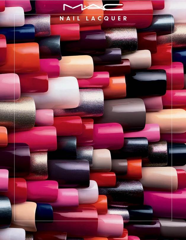 Newsflash! | MAC's vaste nagellak collectie