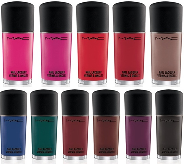 Newsflash! | MAC's vaste nagellak collectie