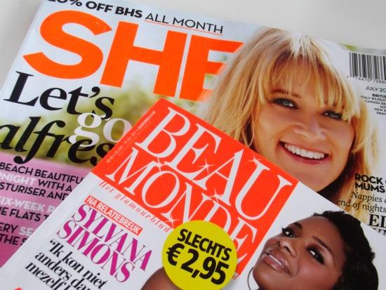 magvillajuli1 - Magazine tip: Beau Monde pocket & SHE