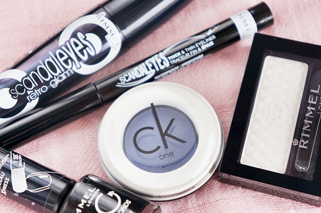 make up mix ck one rimmel 1 - Make up in the mix! | Ironic mania