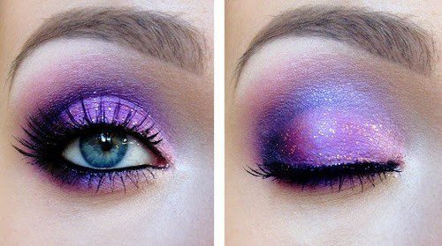 make up tips blauwe ogen 4 - Make-up tips voor blauwe ogen