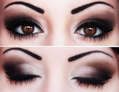 make up tips bruine ogen 11 - Make-up tips voor bruine ogen