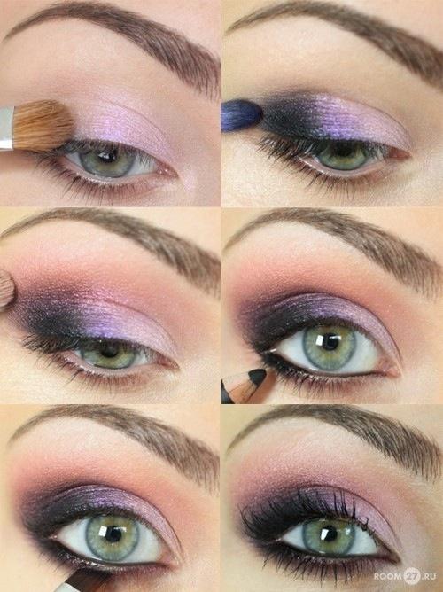 make up tips groene ogen 1 - Make-up tips voor groene ogen